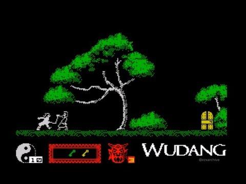 Wudang Walkthrough, ZX Spectrum
