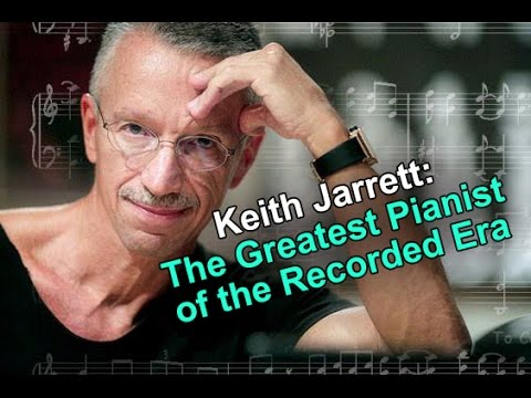 Jazz Master Class #35 w/Dave Frank - Keith Jarrett - The GREATEST Pianist of the Recorded Era