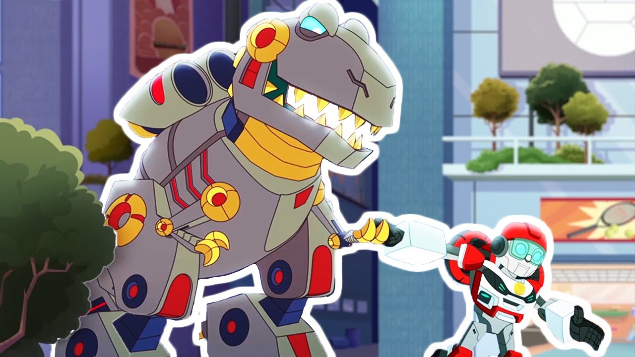 Monster Savings | Rescue Bots Academy | Full Episodes | Transformers Official