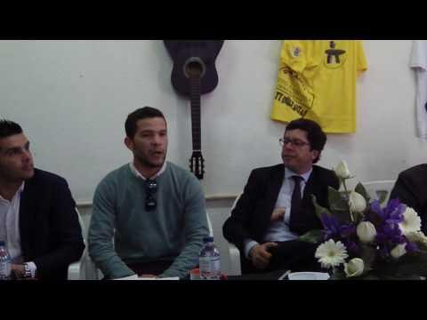 Júlio Mendes apresenta associação PIDS de Seixo da Beira