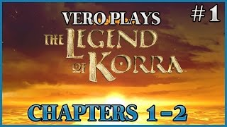 The Legend of Korra PC Gameplay #1 (Chapters 1 & 2)