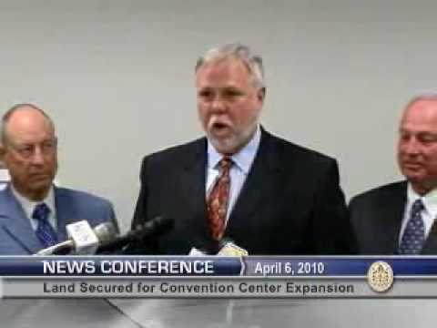 San Diego Convention Center FAL Land Deal Press Conference Part 1