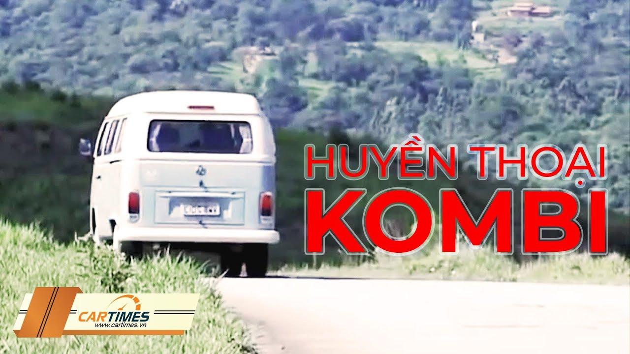 Volkswagen Kombi – Biểu tượng Roadtrip