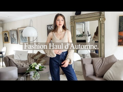 Le 1er Fashion Haul d'Automne | SleepingBeauty - Видео онлайн