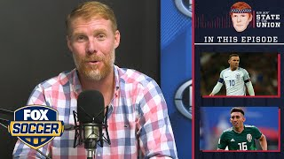 USMNT vs. England, El Tri, Boca/River | EPISODE 40 | ALEXI LALAS' STATE OF THE UNION PODCAST