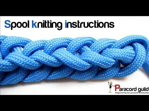 french knitting loom instructions