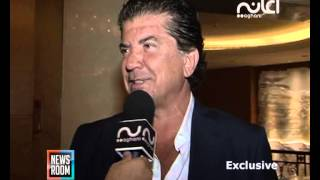 Walid Toufic - Interview