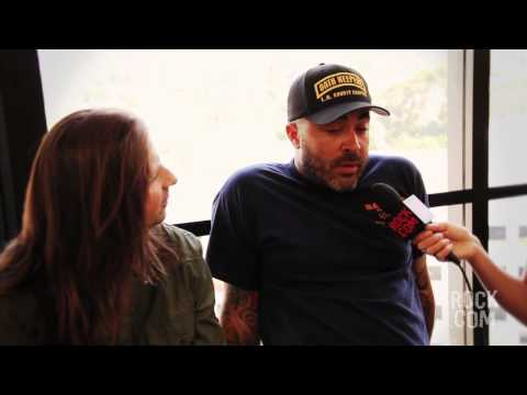 Staind Interviewed on their 7th Studio Album by Martini Beerman & Rock.com