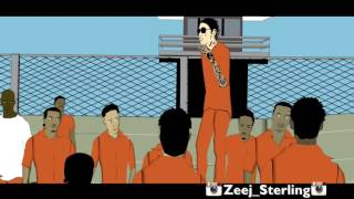 Vybz Kartel Message To Lisa Hanna | Highest Level [Jamaican Cartoon]