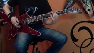 Powerwolf - Coleus sanctus (Rhythm guitar cover)