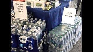 Best Buy Exposed For Price Gouging Water During Hurricane Harvey.