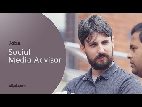 [EN] Social Media Advisor at Sitel Kingston