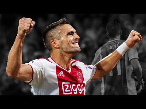 Dušan Tadić ● Goals and Skills● 2018 - 2019 HD