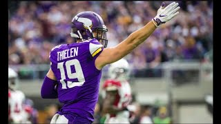 Adam Thielen: LEGEND In The Making