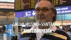 Gallup: #kotisuomessa