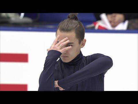 Антон Шулепов. Короткая программа. Мужчины. NHK Trophy. Гран-при по фигурному катанию 2019/20