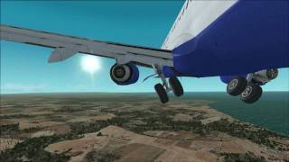 FSX Spain to Italy B738 soundpack.HD