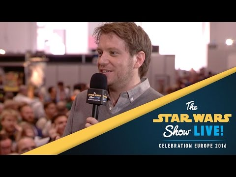 Gareth Edwards Interview | Star Wars Celebration Europe 2016