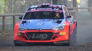 2019 Monza Rally Show: SHAKEDOWN! - Dani Sordo, Andreas Mikkelsen & More!