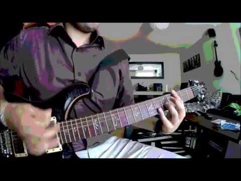 Guitar cover - Limp Bizkit - Eat you Alive