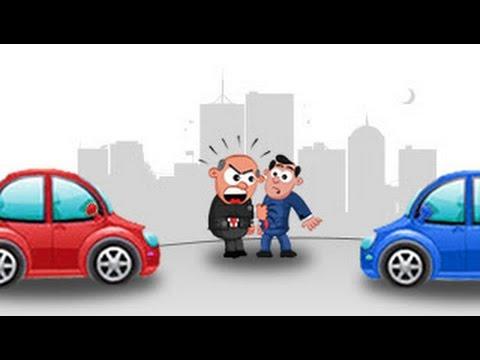 Resultado de imagem para desenho, briga de motoristas
