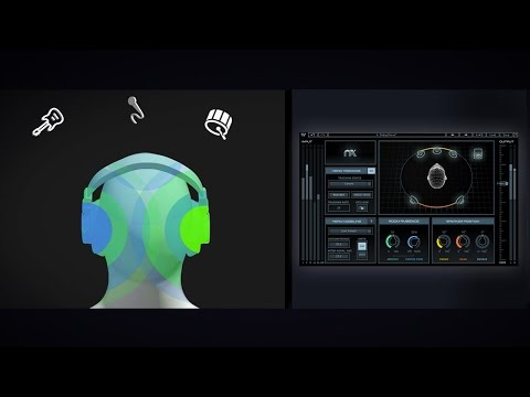 Mix Reliably on Headphones with the Waves Nx Plugin