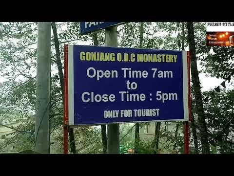 Sikkim:Gangtok:Gonjang monastery O. D. C:Part 4