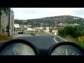 Honda CB-1 400 motorcycle ride in Crete - Panormo - ???????, ?????