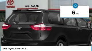 2019 Toyota Sienna XLE Maplewood, St Paul, Minneapolis, Brooklyn Park, MN K10887