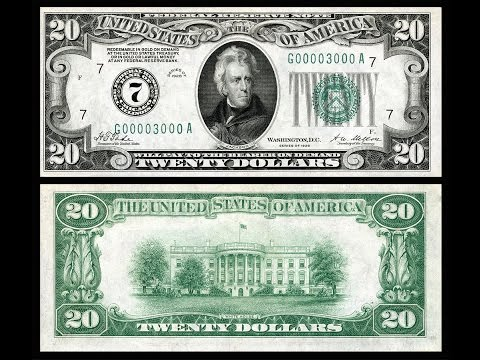 Why Andrew Jackson Was Put On The $20 In 1928