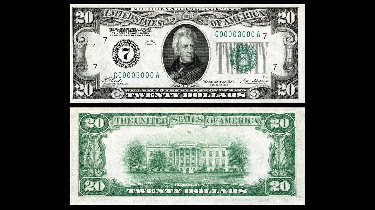 3 dollar bill back 66834 usbdata