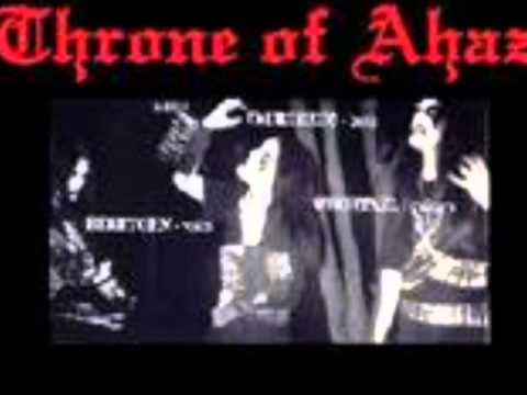 Throne of Ahaz  Sweden A Winter Chant With Lyrics Inglês & Português