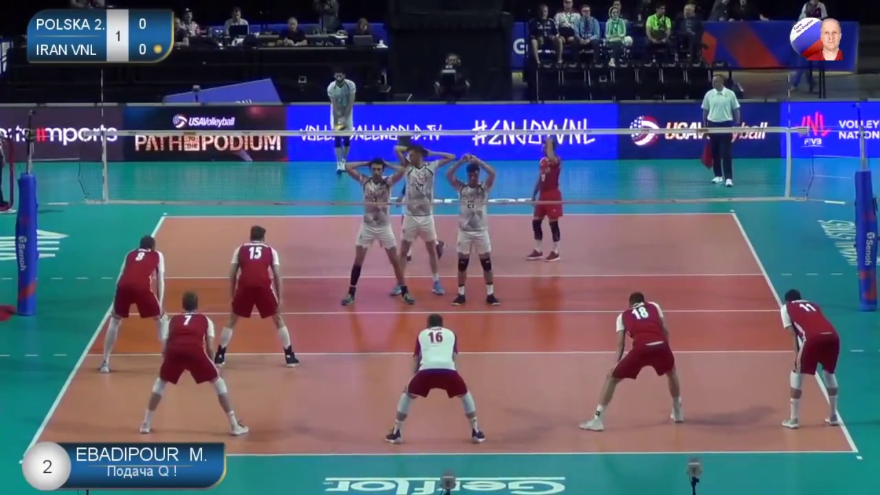 Setter In Rotation 1 Volleyball Explained Youtube