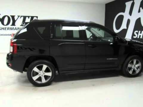 2016 jeep compass high altitude black for sale frisco tx youtube. Black Bedroom Furniture Sets. Home Design Ideas