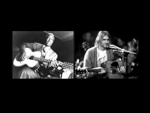 "Lead Belly & Kurt Cobain Duet/Mashup ""Where Did You Sleep Last Night"""