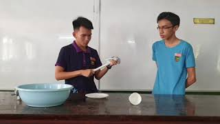 PETROSAINS SCIENCE SHOW COMPETITION 2019 SMK PADAWAN (LAWRENCE & JAYDEN)