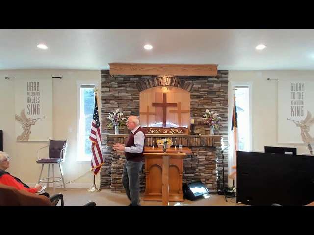 Sunday Service - March 03, 2019 - Venturing Into The Spirit World: Types of Angels