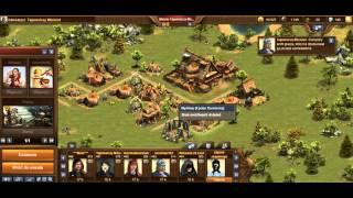 Forge of Empires #2 -- Podstawy ekonomii w grze