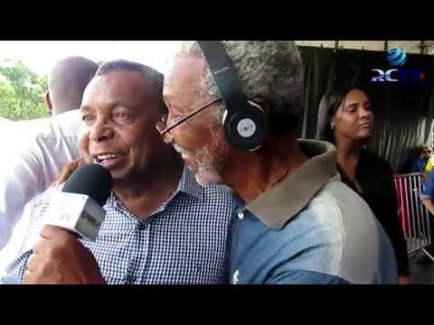 Entrevista Com O Prefeito Evandro Almeida No Desfile De 2 De Julho.