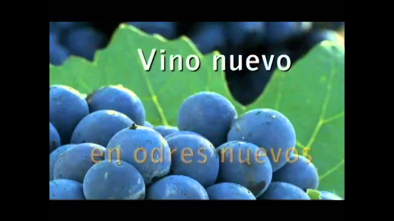 Resultado de imagen de A vino nuevo, odres nuevos