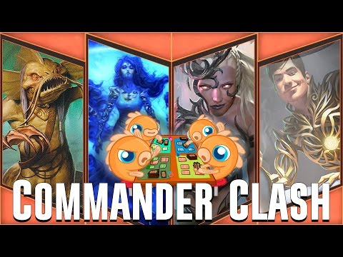 Commander Clash S2 Episode 29: Anything Goes