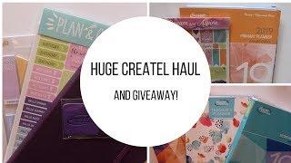Createl Publishing Haul und Verlosung