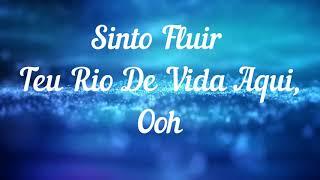 Sinto Fluir - Marcelo Markes / Casa Worship -Julliany Souza ( LETRA )
