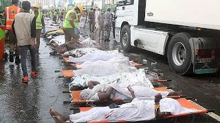 Hajj tragedy possibly caused by failure to follow instructions