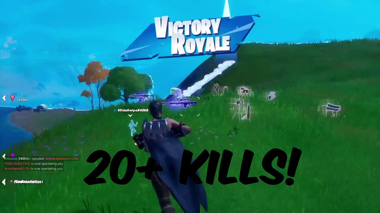 His First When in forever!   20+ Kill Squads   ft. Coen,  Nathan and Ryan.
