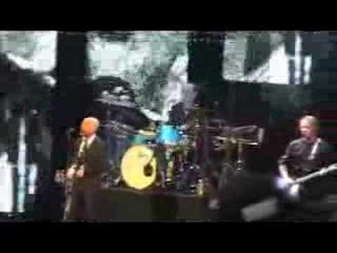R.E.M. Live in Vancouver 2008