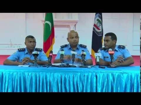 Press Conference by Central Operations Command