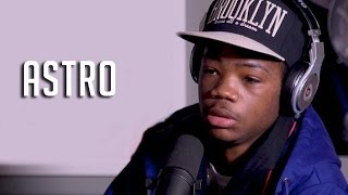 "Astro talks TV Show ""Red Band Society"" + Freestyles on Ebro in the Morning!"