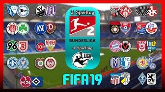 FIFA 19: 2.Bundesliga und 3.Liga [Spieltag 2 & 4] I Prognose I 2019/20 Deutsch (HD)