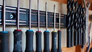 Easy Guide For Installing A Magnetic Tool Organiser Kit - Perfect Tool Storage